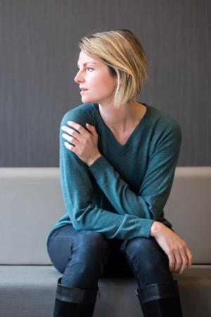 merino v neck sweater tunic, organic merino vneck tunic, eco merino vneck sweaters