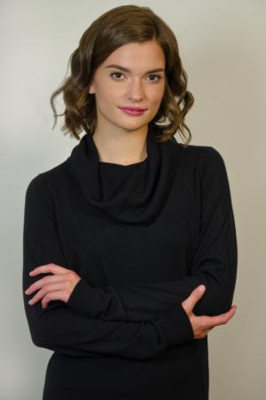 womens-black-cowl-sweater