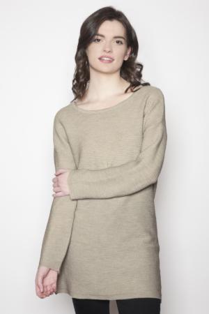 womens-grey-tunic-dress