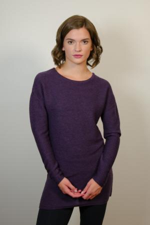 womens-purple-tunic-dress